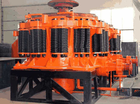 hydro cone crusher specifications