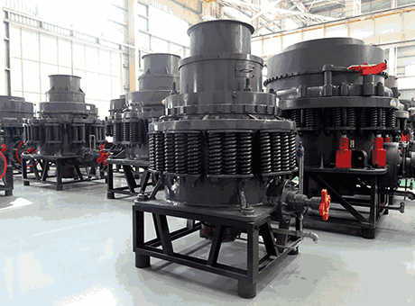GyratoryCone Crusher Manufacturer Propel Industries