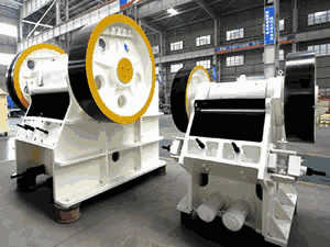 Crushers And Pulverizers Machineris In India